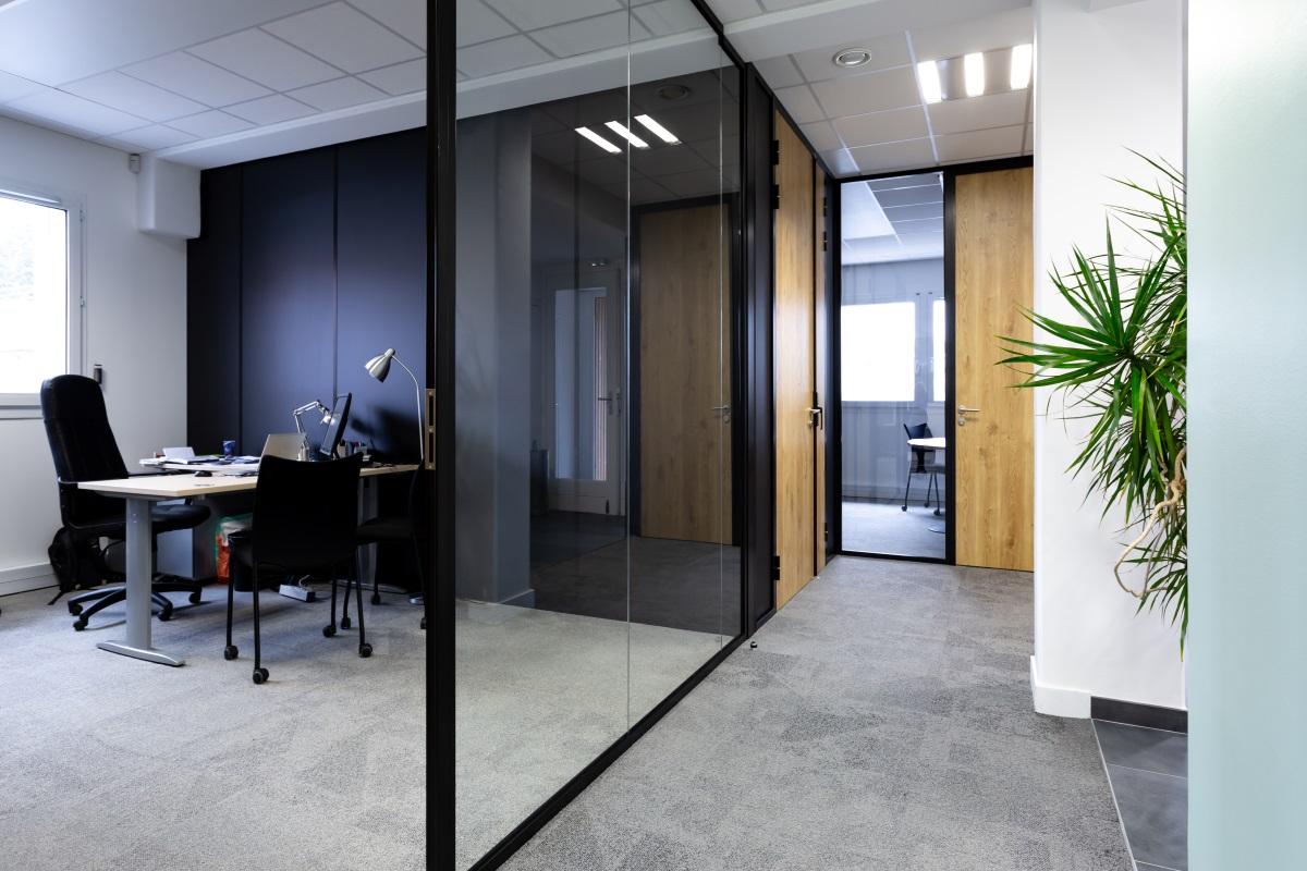 aménagement de bureaux 1 BR