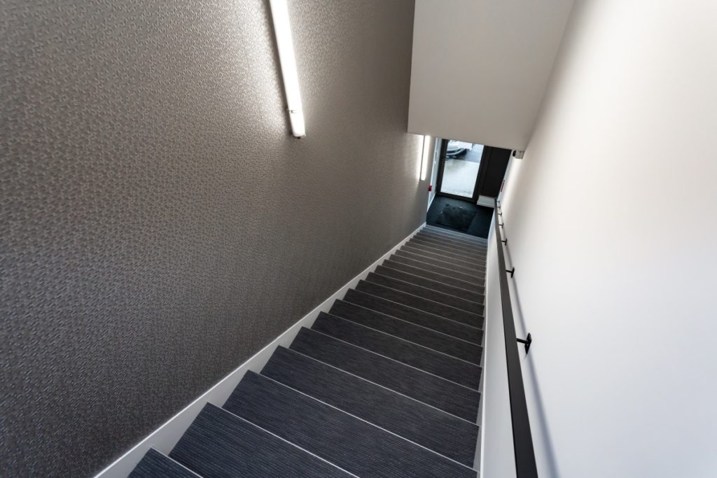 escalier luminaires vescom BR