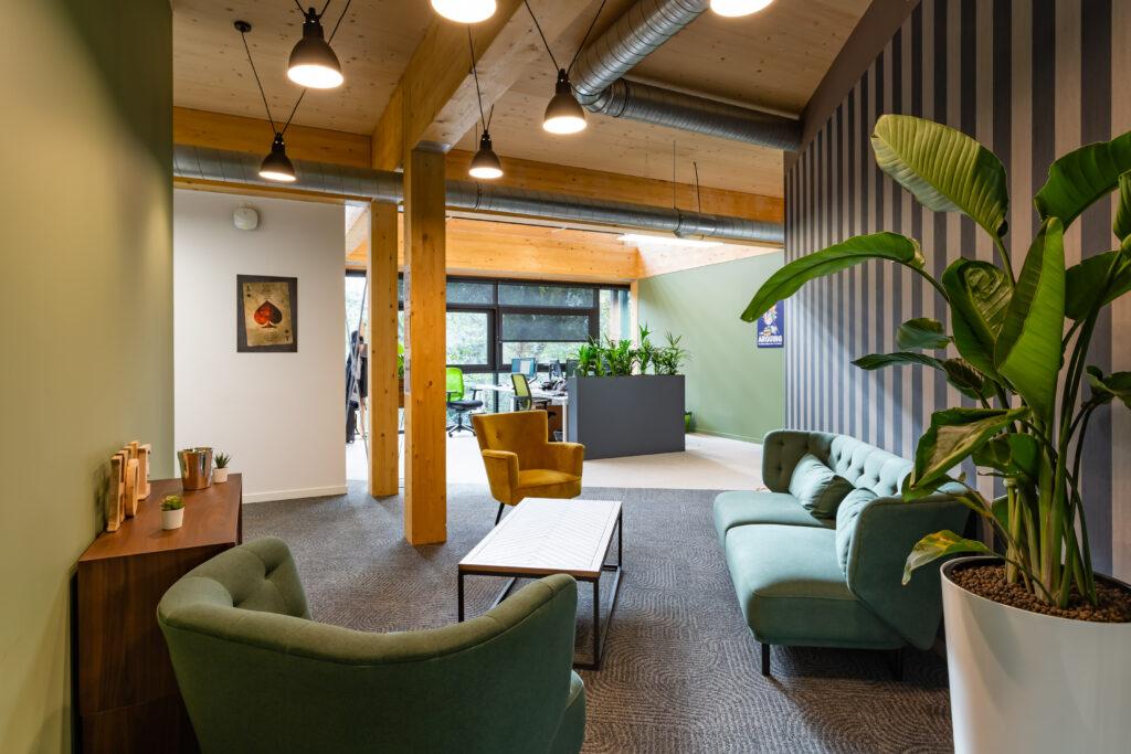 Réalisation Goto Games l 800m² de bureaux à Villeneuve d'Ascq